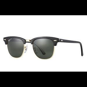 Ray-Ban Clubmaster RB3016 Classic Polarized G-15